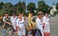 Trwają dożynki gminy Łukowa