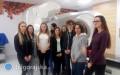 Uczniowie ONZ-etu zwizyt� wCentrum Diagnostyki iTerapii Onkologicznej wZamo�ciu