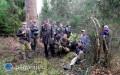Wyruszyli szlakiem obozów partyzanckich