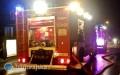 Pożar wdomu. Strażacy pomogli niepełnosprawnej 84-latce