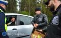 Wspólna akcja policji zmotocyklistami
