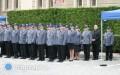Funkcjonariusze odznaczeni medalami