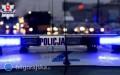 Nietrzeźwy kierowca uciekał taranując zaparkowane auta