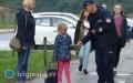 Policjanci wtrosce obezpieczeństwo najmłodszych