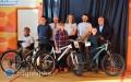 Kolejne rowery dla dzieci zWioski Dziecięcej SOS