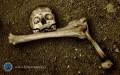 Wędkarz znalazł ludzką czaszkę
