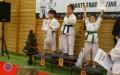 Ośmioletni karateka Wiktor Wolanin IwPruszkowie iIII wFalenicy