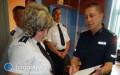 Wprowadzenie kierownika Posterunku Policji wPotoku Górnym