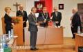 Pierwszy burmistrz Bi�goraja uhonorowany