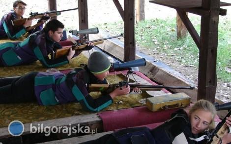 Wojewódzkie sukcesy strzeleckie