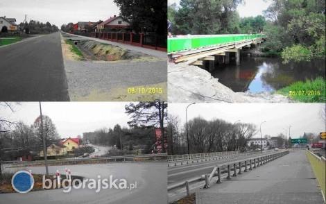 Powiat podsumowuje inwestycje drogowe