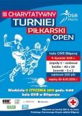 III Charytatywny Turniej Piłkarski OPEN