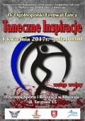 "IV Ogólnopolski Festiwal Tańca ""Taneczne Inspiracje"""