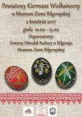 Powiatowy Kiermasz Wielkanocny