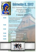 XXII Festiwal Pieśni Maryjnej