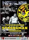 Zawody Strongman wTarnogrodzie
