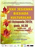 XXII Jesienna Biesiada Kulturalna