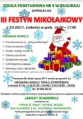 III Festyn Mikołajkowy