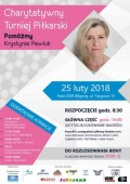 Charytatywny Turniej Piłkarski - Pomóżmy Krystynie Pawluk