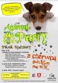Latające psy na Animal Party
