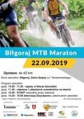I Maraton MTB wBiłgoraju