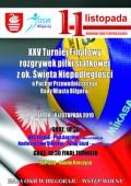 XXV Turniej zokazji Święta Niepodległości