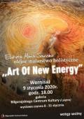 "Wernisaż wystawy ""Art of New Energy"""