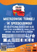 Polish Speedcubing Tour Biłgoraj 2020