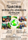Spektakle ekologiczno - edukacyjne dla dzieci imłodzieży