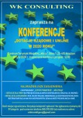 """Konferencja """"Dotacje rządowe iunijne w2020 roku"""""""