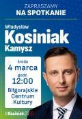 Spotkanie zWładysławem Kosiniakiem-Kamyszem