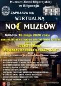 Wirtualna Noc Muzeów 2020