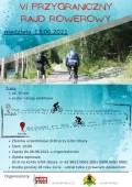 VI Przygraniczny rajd rowerowy