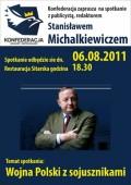 Spotkanie ze Stanisławem Michalkiewiczem